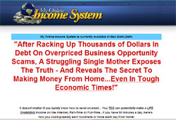 My Online Income System