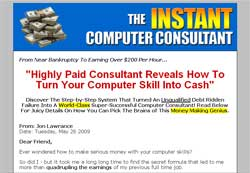 The Instant Computer Consultant