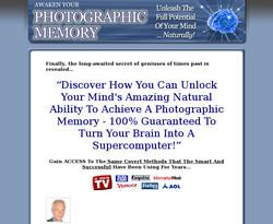Awaken Your Photographic Memory