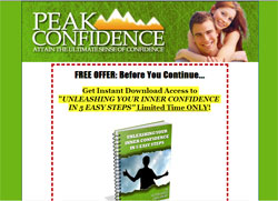 Peak Confidence