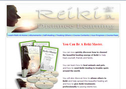 Reiki Master Distance Learning Course