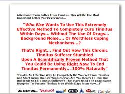Diminish Tinnitus: How To Cure Tinnitus Naturally... Permanently