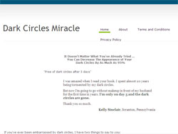 Dark Circles Miracle