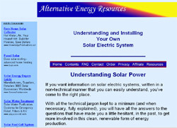 Understanding and Installing Your Own Solar Electric System
