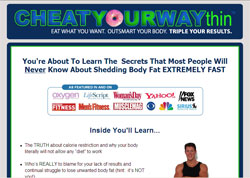 Cheat Your Way Thin: The Program Manual