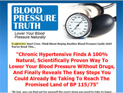 Blood Pressure Truth