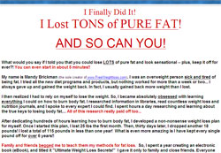 Ultimate Weight Loss Secrets