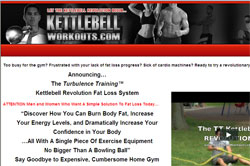 The Turbulence Training: Kettlebell Revolution Fat Loss System