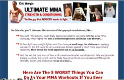 The Ultimate Mma Strength And Conditioning Program