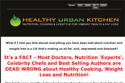 Healthy Urban Kitchen Cookbook