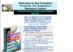 How to Reduce Your Property Taxes and Make Money Helping Others