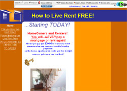 How to Live Rent-Free!