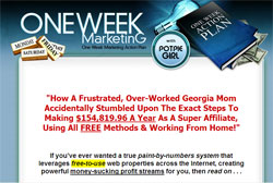 One Week Marketing