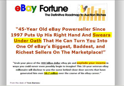 eBay Fortune: The Definitive Roadmap to Auction Riches