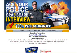 Ace Your Police Oral Board Interview
