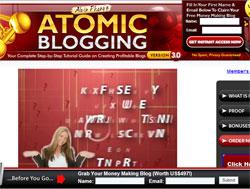 Atomic Blogging 3.0 Guide