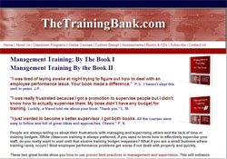 Management Training: By the Book