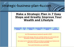 How to Make a Strategic Plan for your Small or Medium Business