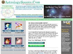 Astrological Child Report