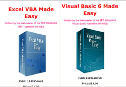 Excel VBA Made Easy