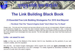 Link Building Black Book