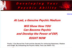 Unleash Your Psychic Ability