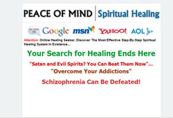 QH, Peace Of Mind and Healing of Broken Lives