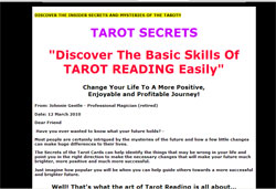 Tarot Reading Made Easy
