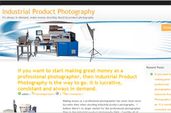 Start Making Money Shooting Industrial Product Photography