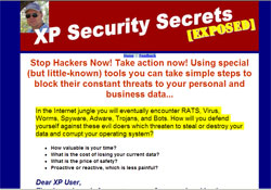 Windows XP Security Secrets Exposed: How To Protect Your Data From Malicious Attacks