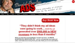 Ultimate Money Making Newspaper Ads