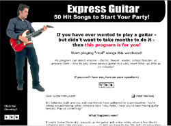 Express Guitar: 50 Hit Songs to Start your Party