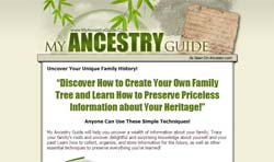 My Ancestry Guide - Top Genealogy Book on Cb