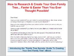Family Tree Secrets
