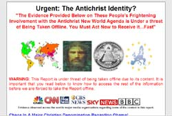 The Antichrist Identity Full 3 Part Series