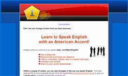 American Accent Short Course