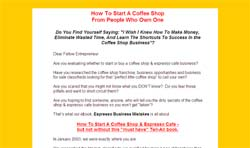 Espresso Business Mistakes: Learn Secrets to Save $257,000
