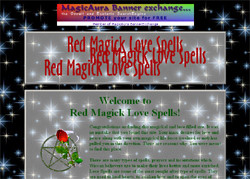 Red Magick Love Spells
