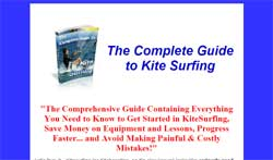 The Complete Guide To Kite Surfing