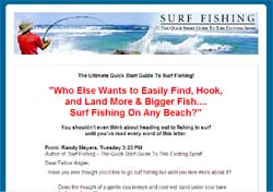 Surf Fishing: The Quich Start Guide To This Exciting Sport