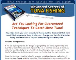 The Advanced Secrets of Tuna Fishing