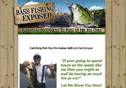 Bass Fishing Exposed