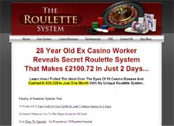 The Roulette System: The Only Way To Profit