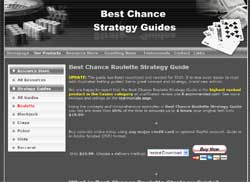 Best Chance Roulette Strategy Guide