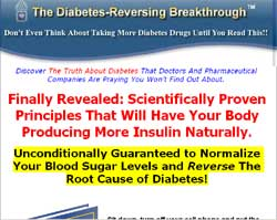 How To Reverse Diabetes Now!
