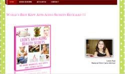 Leon�s Anti-Aging Beauty Secrets