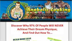 Anabolic Cooking: The Cookbook