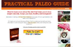 Practical Paleo Nutrition Guide Book