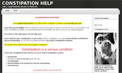 Constipation Help: Get Relief From Constipation in Minutes