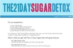 The 21-Day Sugar Detox Program
